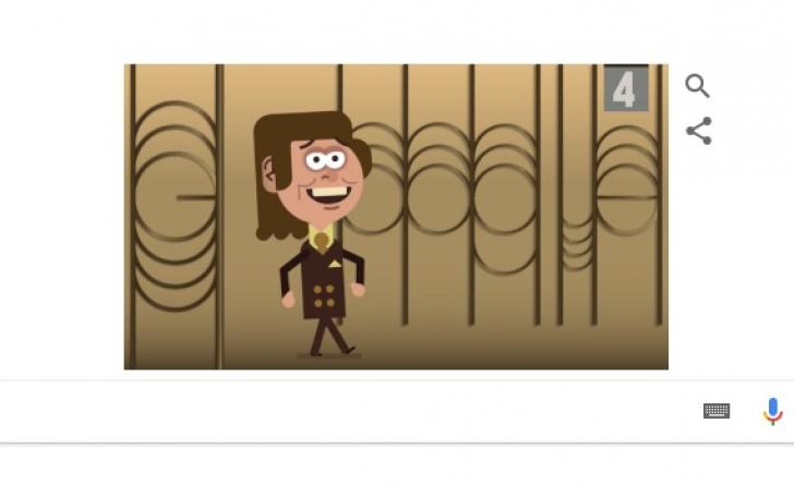 Eduard Khil. Baritonul Eduard Khil celebrat de Google
