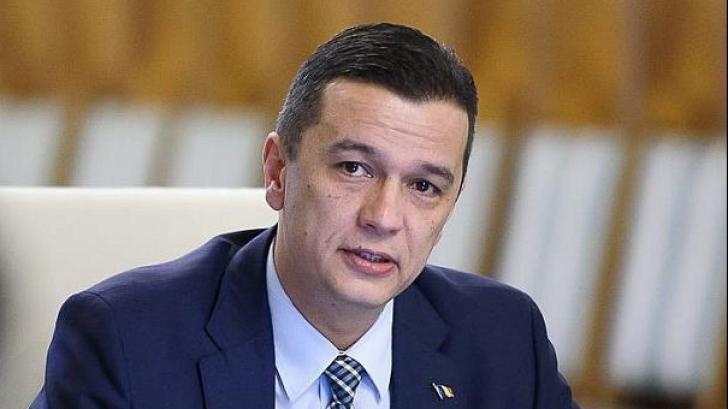 Fostul premier PSD Sorin Grindeanu, audiat la DNA
