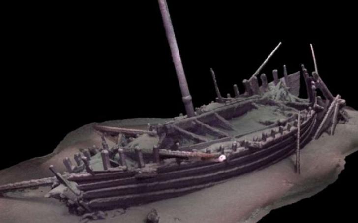 """Descoperire epocală în Marea Neagră: un """"cimitir"""" de epave, vechi de 2500 de ani"""