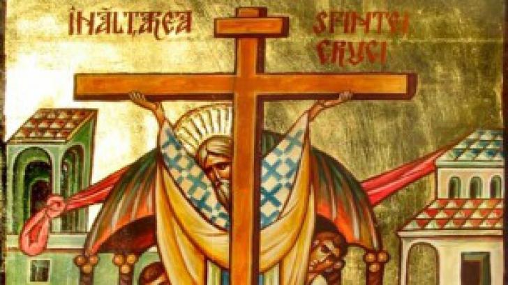 Sărbătoare mare joi: E cruce ROŞIE în calendarul ortodox. Ce nu ai voie să faci. E mare păcat!