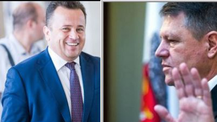 Prima zi de şcoală începe cu RĂZBOIUL declaraţiilor dintre ministrul Pop şi preşedintele Iohannis