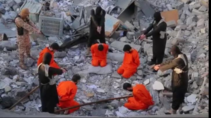 ISIS amenință cu atacuri de Anul Nou