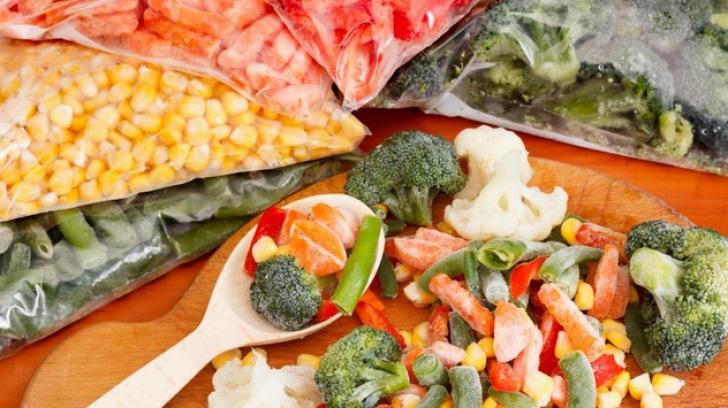 Cum se conservă fructele, legumele şi verdeţurile pentru iarnă. Metoda ideală de congelare