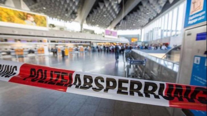 Atac cu gaz lacrimogen pe Aeroportul din Frankfurt: cel puţin şase persoane, rănite