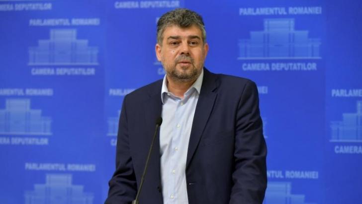 Tudose i-a trasat sarcini lui Ciolacu, după ce a preluat atribuţiile de ministru al Apărării