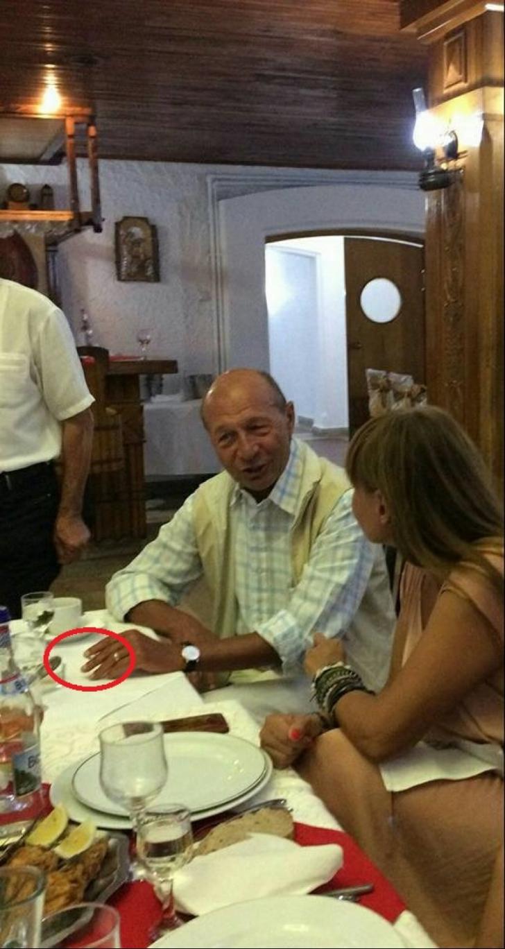 Traian Băsescu, prins când încălca legea! Fostul președinte riscă să fie amendat