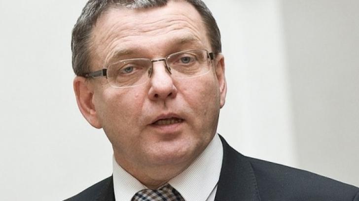 Ministrul ceh de Externe, rănit într-un accident rutier