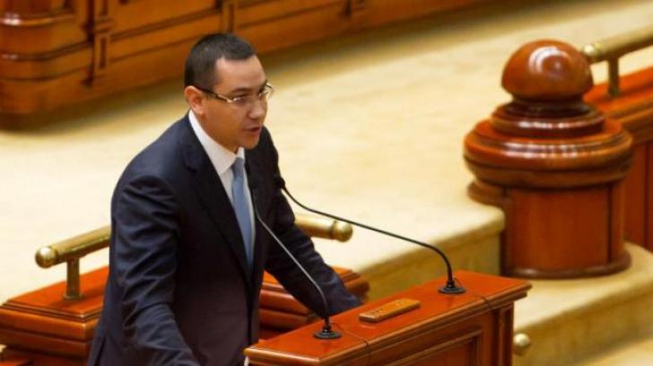 Victor Ponta: Suntem foarte mulţi care ştim că Tel Drum e a lui Dragnea. Toată lumea ştie că minţi