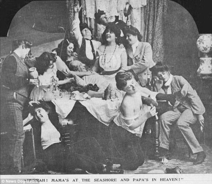 Cum arăta PRIMA revistă pentru bărbaţi, apărută în 1903. Femeile, în ipostaze CONTROVERSATE