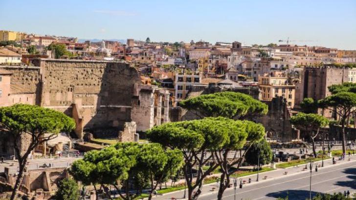 Apariţie misterioasă la marginea Romei. Oamenii au rămas uimiţi: După 100 de ani...