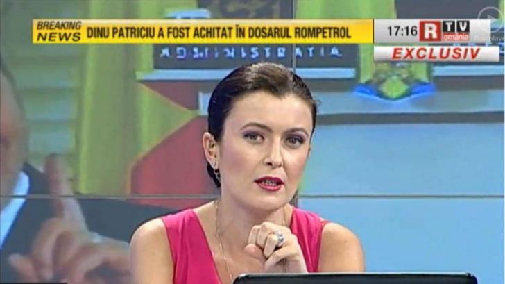 Sorina Matei, reacţie de ultima oră după acuzaţiile fostului şef SRI, Daniel Dragomir