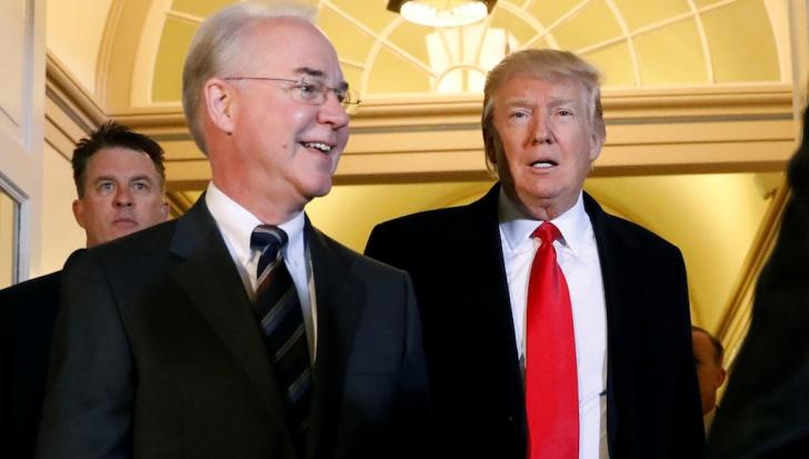 Un membru cheie al administrației Trump a demisionat după un uriaș scandal