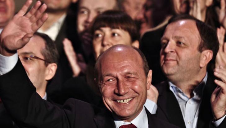 Traian Băsescu, prima reacție după ce a fost acuzat de fraudarea alegerile prezidențiale din 2009