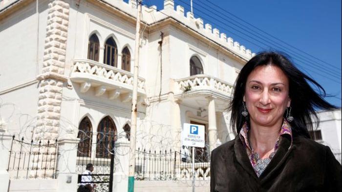 Asasinata in Malta