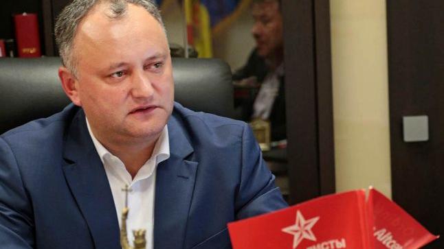 Curtea Constituţională a Republicii Moldova a decis suspendarea temporară a preşedintelui Igor Dodon