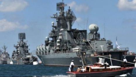 Nave rusești al Marea Neagră