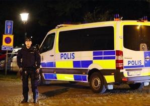 Atac armat Suedia