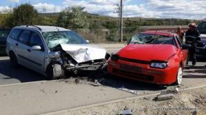 Accident grav în Alba. A fost activat PLANUL ROŞU de intervenţie