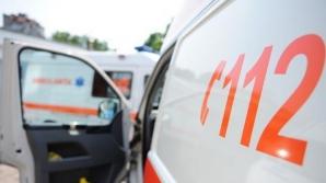 Accident ÎNFIORĂTOR în jud. Mureş: un mort, doi răniţi grav. Traficul rutier, blocat