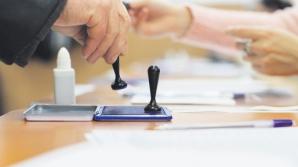 Campania electorală pentru alegerile locale parțiale din 5 noiembrie a început