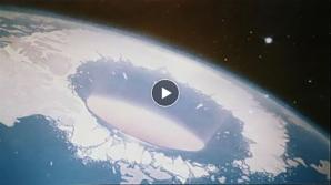 Gaură misterioasă în Antarctica