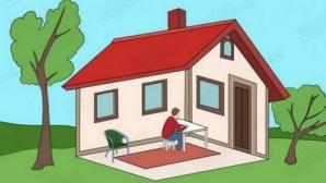Test de personalitate: bărbatul este afară sau în casă? Vezi ce spune răspunsul despre tine!
