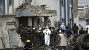 Statul Islamic revendică atentatul împotriva unei moschei șiite la Kabul. Cel puţin 39 de morţi