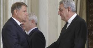 Klaus Iohannis își dă ok-ul pe Guvern