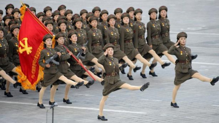 Cum fac amor nord-coreenii. Secretul șocant al celei mai crunte dictaturi din lume