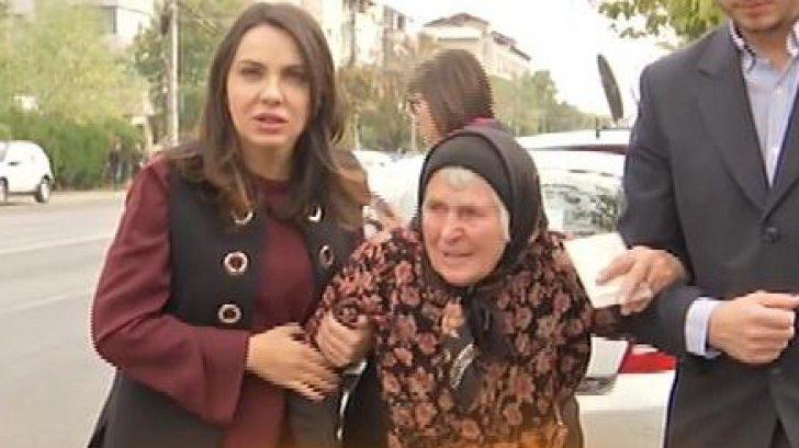 Cu bunica la audieri