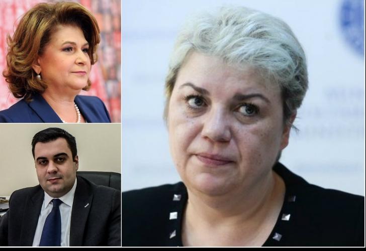 Cum au fost RĂSPLĂTIŢI miniştrii demisionari de către PSD