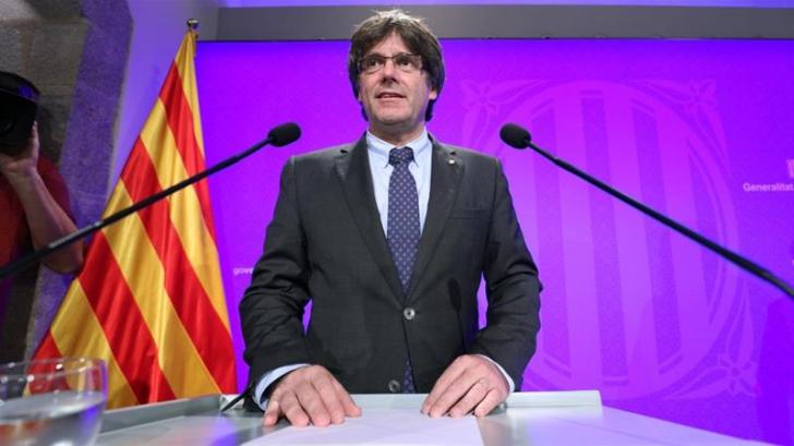"""Liderul Cataloniei: """"Ne-am câștigat dreptul de a fi un stat independent"""""""