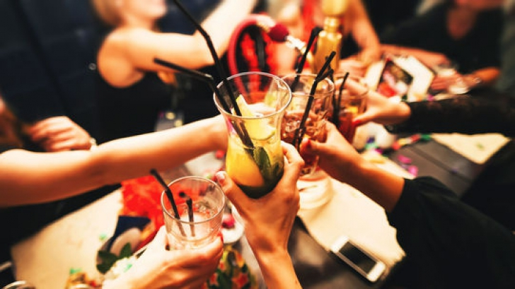 Cum influențează băuturile alcoolice starea de spirit