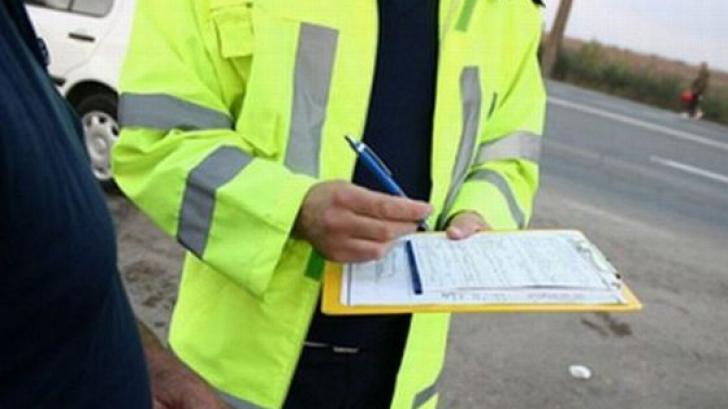 Un şofer s-a dus la Poliţie să-şi ia o amendă, dar a avut o surpriză de proporţii