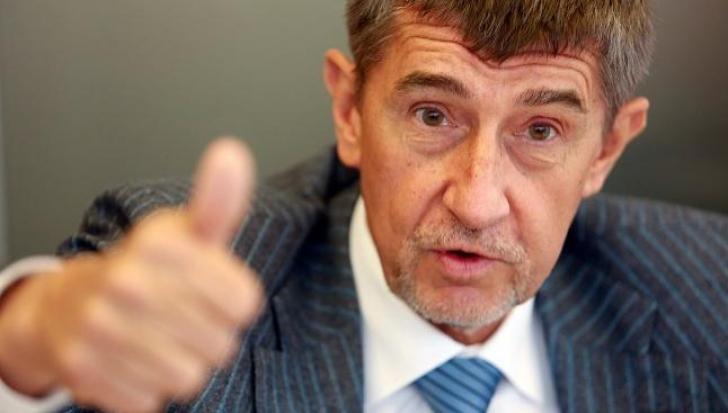 Cutremur în Cehia. Poliția cere inculparea premierului miliardar, pentru fraudă cu fonduri UE