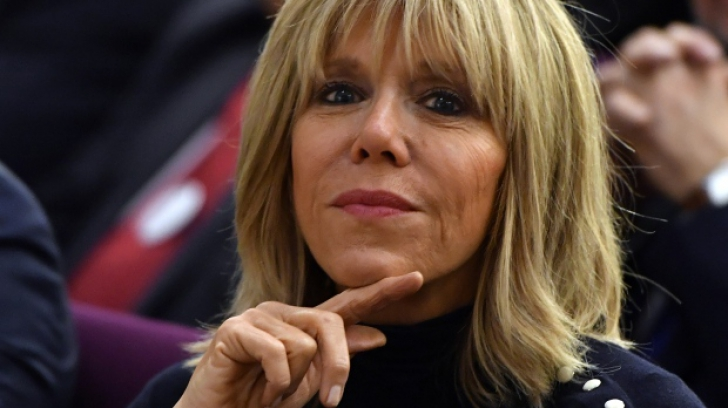 Motivul ascuns pentru care Brigitte Macron nu foloseşte niciodată ruj şi ojă colorată