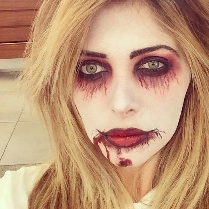 Vedetele s-au costumat de Halloween VIDEO
