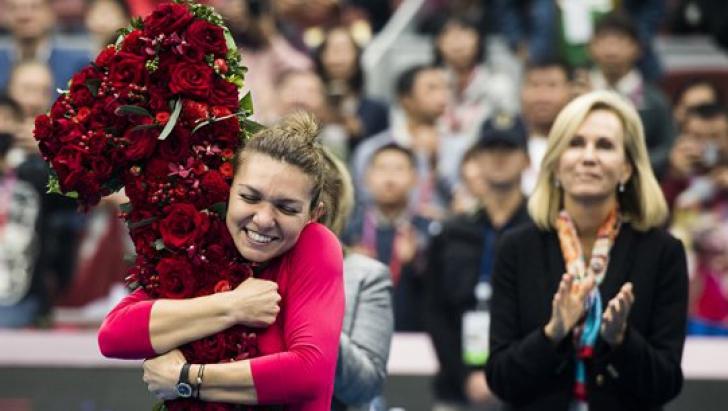 Simona Halep, nr.1 mondial
