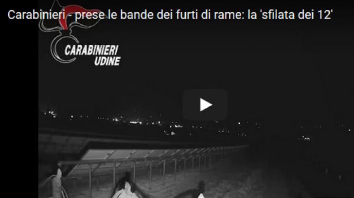 Când au văzut, carabinierii au rămas mască: cum fură românii în Italia (VIDEO)