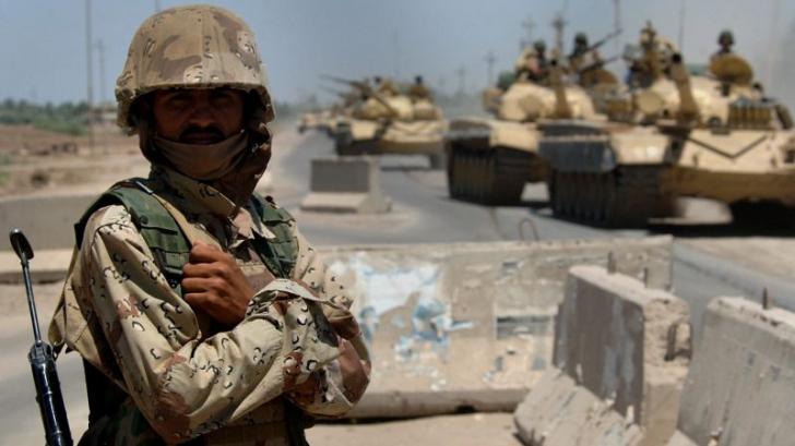 In pragul unui nou CONFLICT. Armata irakiană face primul pas spre regiunea kurdă