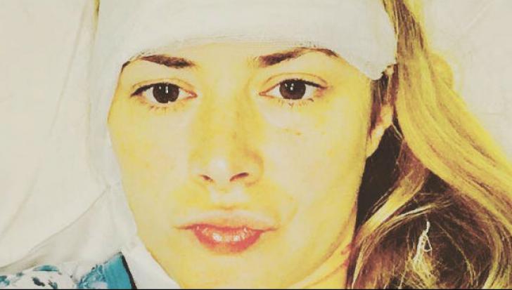 Veste tristă: Kitty Cepraga, operată de urgenţă