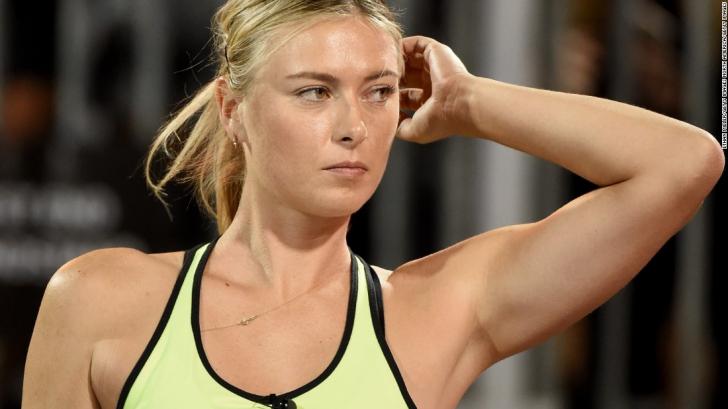 Maria Şarapova la Roland Garros. Rusoaica, o forţă de temut la Paris. Ce a făcut joi