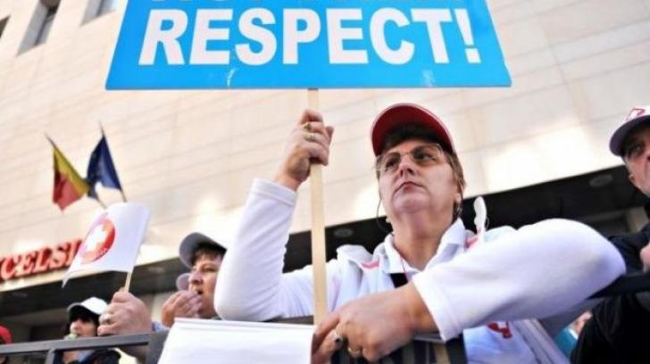 SANITAS, o nouă rundă de negocieri la Ministerul Sănătăţii. Medicii ameninţă cu greva generală