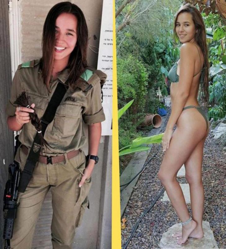 Sexy și periculoase! Cum arată tinerele din armata israeliană cu arma în mână GALERIE FOTO HOT