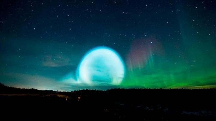Invazie extraterestră în Rusia? Iată ce imagini halucinante au fost surprinse în Siberia