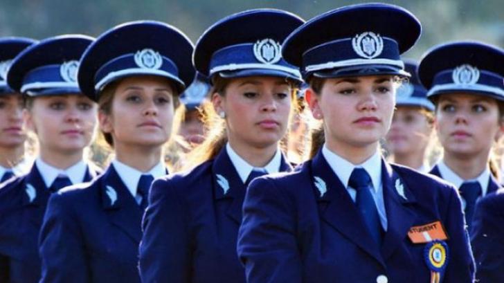 România trebuie să renunțe la înălţimea minimă pentru femeile care vor să se facă poliţiste