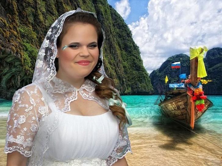 Pozele de la nuntă nu au arătat cu adevărat ce s-a petrecut acolo. Nuntașii au rămas cu gura căscată