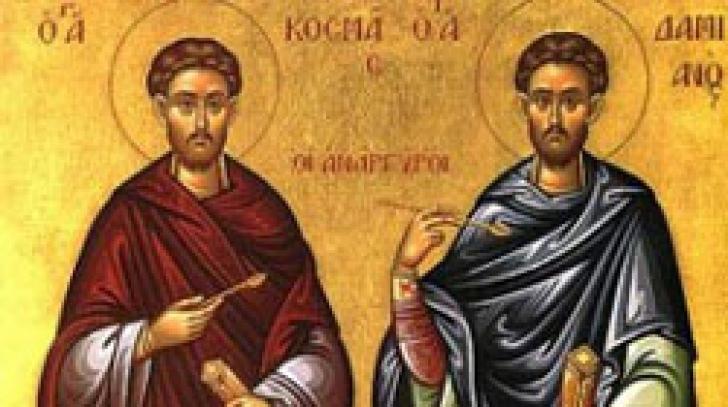Sărbătoare mare pe 1 noiembrie: Doi mari sfinţi sunt pomeniţi în calendarul ortodox