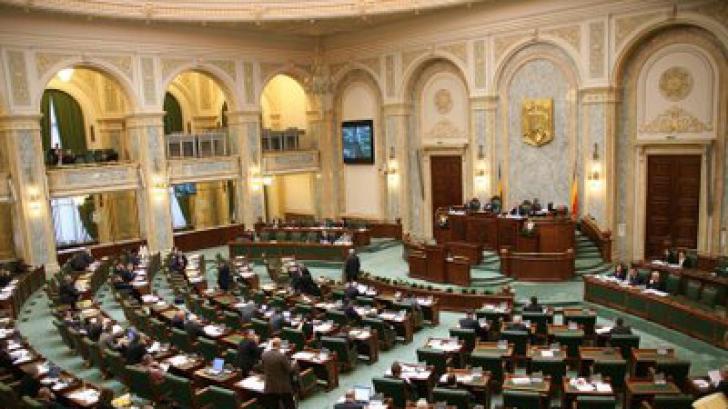 Senatul se reunește în Sesiune extraordinară în perioada 1-15 iulie