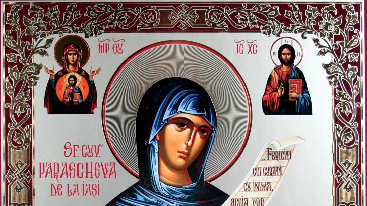 Rugaciune Sf. Parascheva